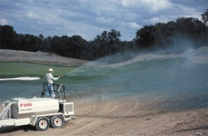 Golf Course Hydroseeding
