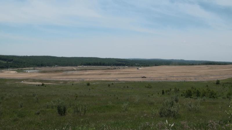FLT 93 Crash Site, 2001